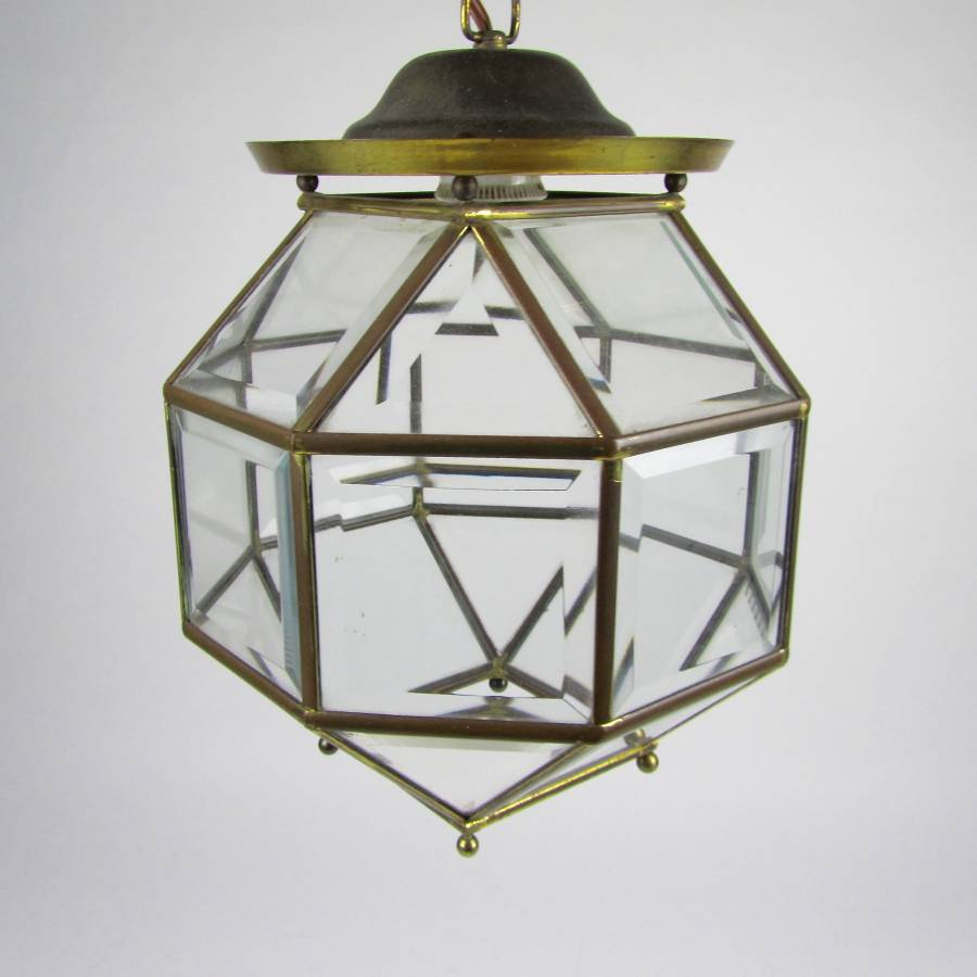Amsterdamse School lamp 1900 - 1920 B