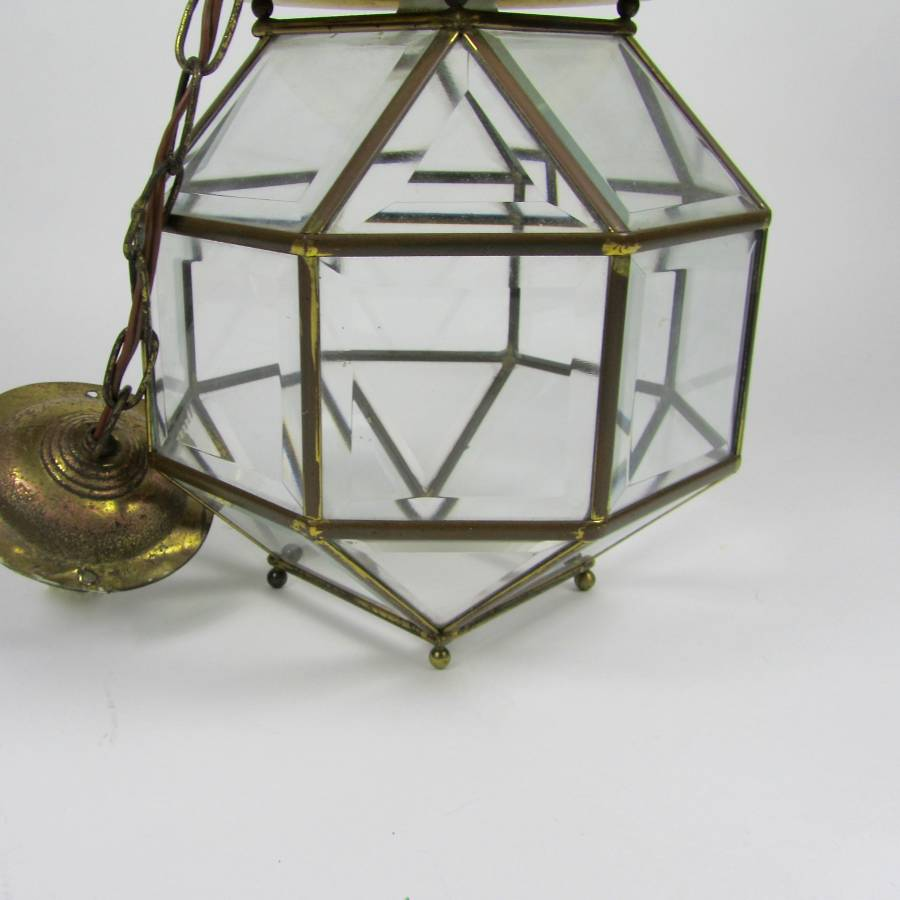 Amsterdamse School lamp 1900 - 1920 C