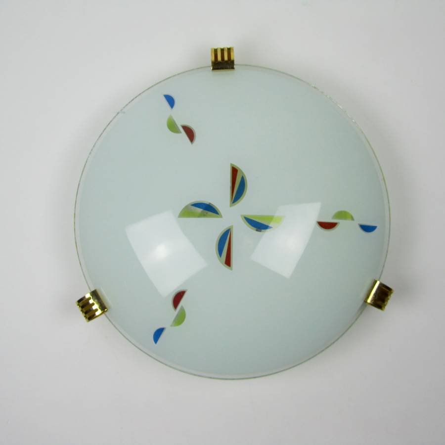 Seventies ceiling lamp B