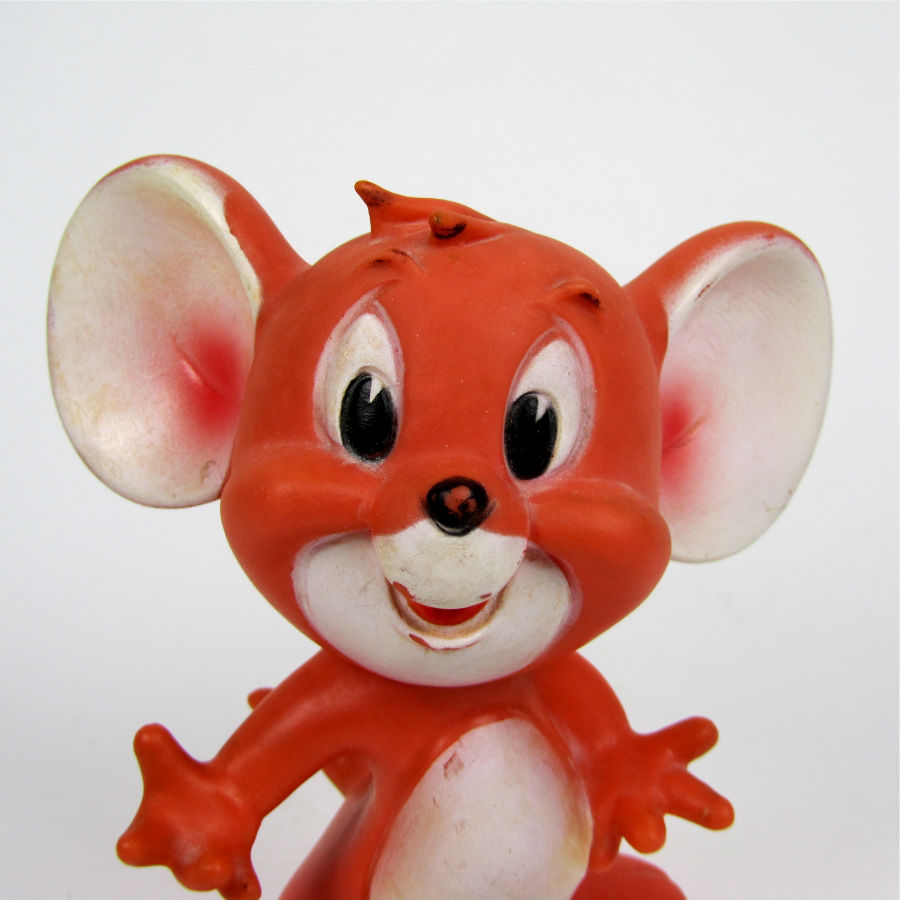 Vintage plastic Tom and Jerry toy B