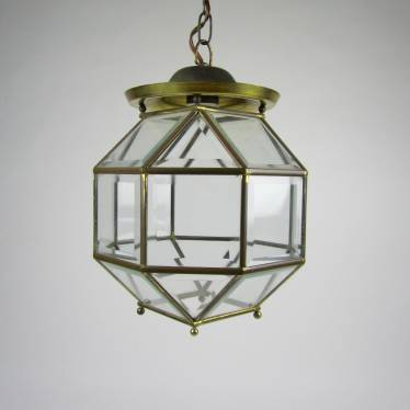 Amsterdamse School lamp 1900 - 1920
