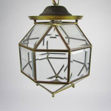 Amsterdamse School lamp 1900 - 1920 small detail B