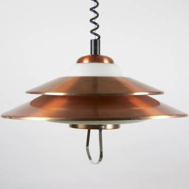 Deense stijl lamp  small detail A