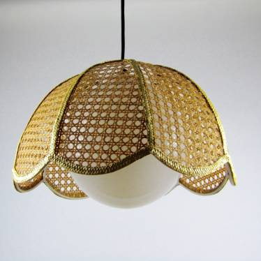 English design lamp
