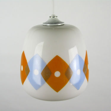 Fifties hanging lamp