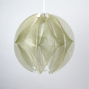 Naum Gabo stijl lamp small detail A