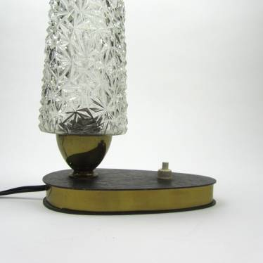 Fifties table lamp small detail B