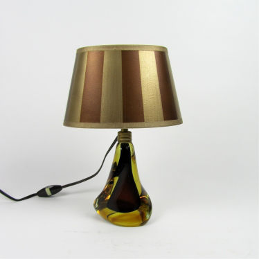Murano glass lamp