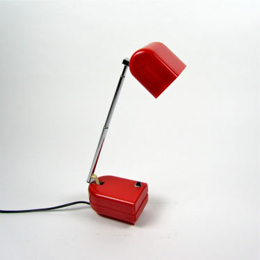 b-Spot lamp 1970 small detail A