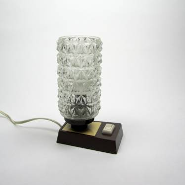 Seventies sleep chamber lamp