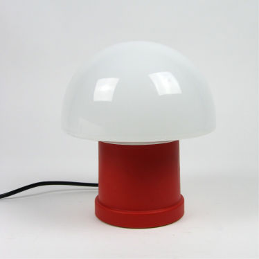 Seventies table lamp