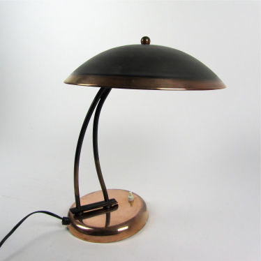 Sixties desk lamp