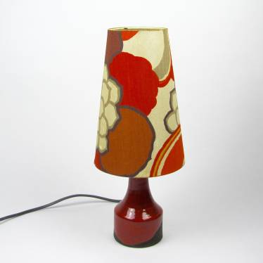 Sixties table lamp  small detail B