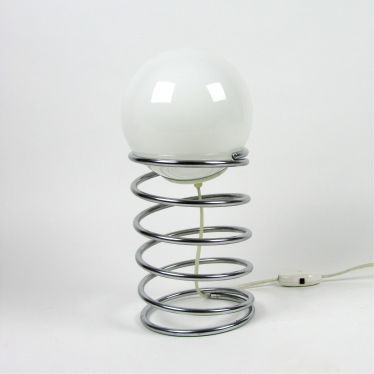 Spiraal lamp Woja small detail A