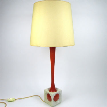 Temde design lamp small detail A