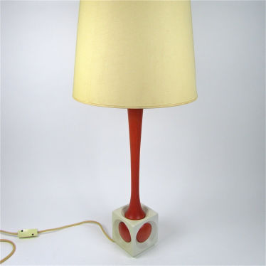 Temde design lamp small detail B